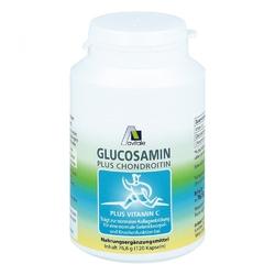 Glukozamina i chondroityna avitale w kapsułkach