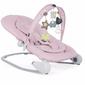 Chicco hoopla french rose leżaczek bujaczek dla dziecka + puzzle