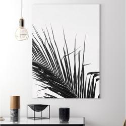 Obraz na płótnie - lost in tropics , wymiary - 50cm x 70cm