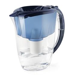 Dzbanek filtrujący wodę z wkładem aquaphor ideal b100-15 granatowy 2,8 l