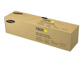 HP Oryginalny toner  CLT-Y809S ŻÓŁTY