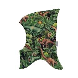 kominiarka czapka jurajskie dinozaury