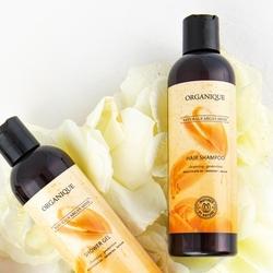 Odżywczy żel pod prysznic dla skóry suchej naturals argan shine 250 ml 250 ml 250 ml