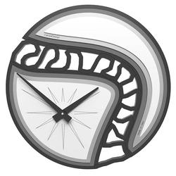 Zegar ścienny Canyon CalleaDesign biały 10-102-1