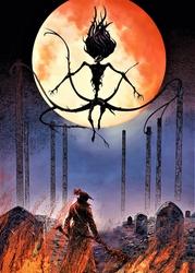 Bloodborne - The Last Hunt - plakat Wymiar do wyboru: 20x30 cm