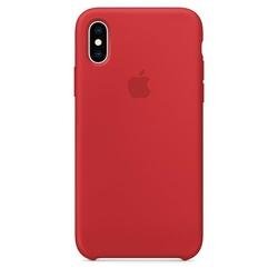 Apple Etui silikonowe iPhone XS - PRODUCTRED