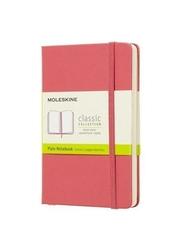 Notes Moleskine kieszonkowy gładki daisy pink