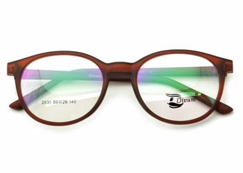 Oprawki okularowe pod korekcję lenonki st2931f brązowe
