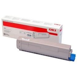 Toner Oryginalny Oki C813 46471115 Błękitny - DARMOWA DOSTAWA w 24h
