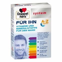 Doppelherz System Dla Niego tabletki
