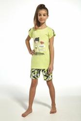 Cornette 24362 kids girl seledyn piżama dziewczęca