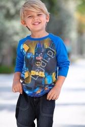 Bluzka chłopięca z batmanem