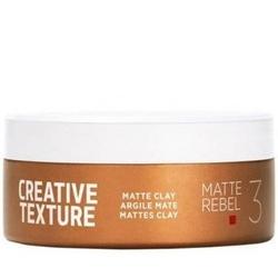 Goldwell creative texture matte rebel matująca glinka do stylizacji włosów 75ml