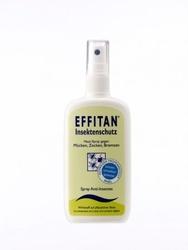 Spray odstraszający owady - przeciwko ukąszeniom effitan
