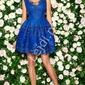 Chabrowa sukienka na wesele lub studniówkę 2136-05