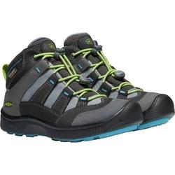 Buty trekkingowe dziecięce keen hikeport mid wp - szary