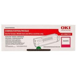Oki toner c58505950 magenta 6k