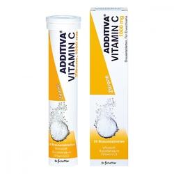 Additiva vitamin c 1 g tabletki musujące