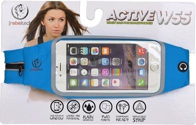 Sportowy pas na telefon active w55