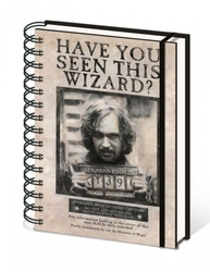 Harry potter wanted sirius black - notes