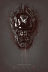 Alien obcy przymierze - plakat premium wymiar do wyboru: 40x50 cm