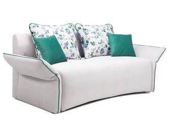 Nowoczesna rozkładana sofa forli z funkcją spania i regulowanymi boczkami