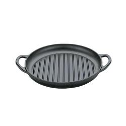 Kuchenprofi - provence - okrągła patelnia grillowa, ⌀ 30,00 cm - 30,00 cm
