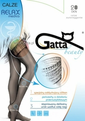 Pończochy Gatta Calze Relaxmedica DEN 20