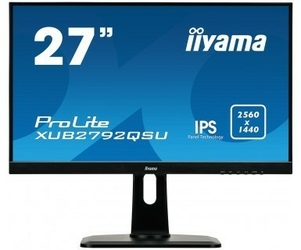 IIYAMA Monitor 27 XUB2792QSU-B1 IPS,ETE PANEL Pivot