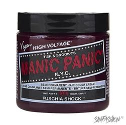 Farba manic panic- high voltage fuschia shock