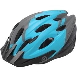 Kask rowerowy kellys blaze blue, rozmiar ml