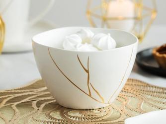 Salaterka  miseczka porcelanowa altom design magnific 18 cm biała