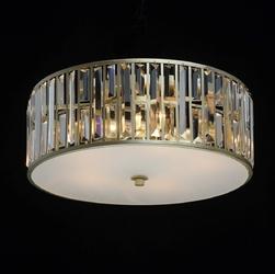 Lampa sufitowa neoklasycystyczna regenbogen neoclassic 121010205