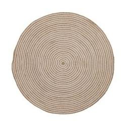 Dywan nilla 150x150 cm beżowy