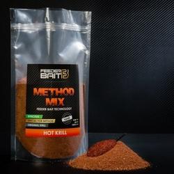 Zanęta mix hot krill 800g feeder bait