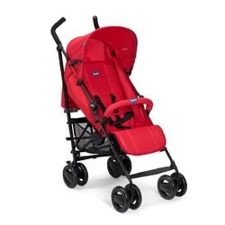 Chicco london red passion wózek parasolka z pałąkiem + organizer