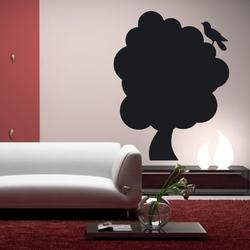 Drzewo 122 naklejka tablicowa