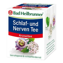 Bad heilbrunner herbatka uspokajająca