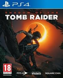 Cenega Gra PS4 Shadow of the Tomb Raider