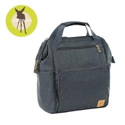 Lassig glam label plecak dla mam z akcesoriami goldie backpack anthracite