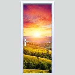 Okleiny na drzwi widok 348s