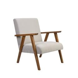 Fotel do salonu Albert minimalistyczny