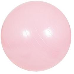 55cm Różowa Piłka Gimnastyczna treningowa fitness