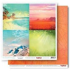 Papier 30x30 cm Its a wonderful life-PersonalPara - 04