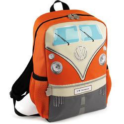 Plecak mały VW T1 Bus pomarańczowy BR-BUBP14
