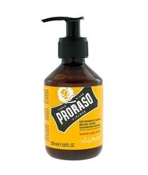 Proraso szampon do brody wood  spices 200ml