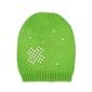 Czapka x damska dżety zielona - zielona