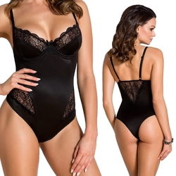 Lauren body black : rozmiar - sm