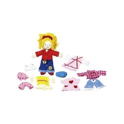 Dziewczynka laleczka do ubierania