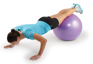 Duża piłka Fitness Rehabilitacyjna 85cm+ Pompka